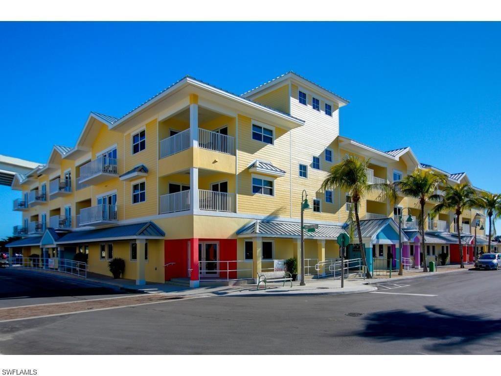 450 Old San Carlos Blvd G102, Fort Myers Beach, FL 33931 (MLS #216041686) :: The New Home Spot, Inc.