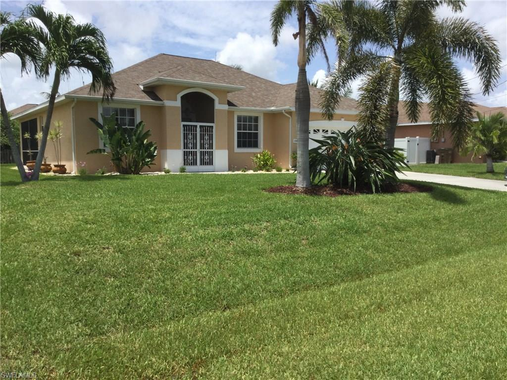 2829 SW 36th St, Cape Coral, FL 33914 (MLS #216041997) :: The New Home Spot, Inc.