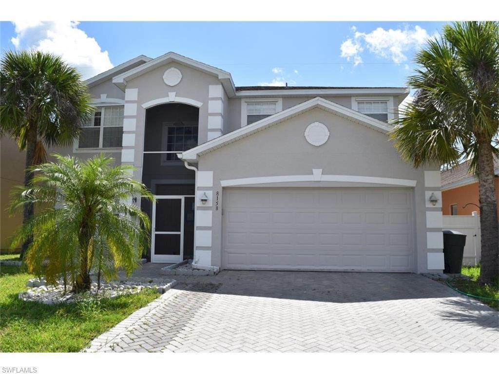 8158 Silver Birch Way, Lehigh Acres, FL 33971 (MLS #216042159) :: The New Home Spot, Inc.