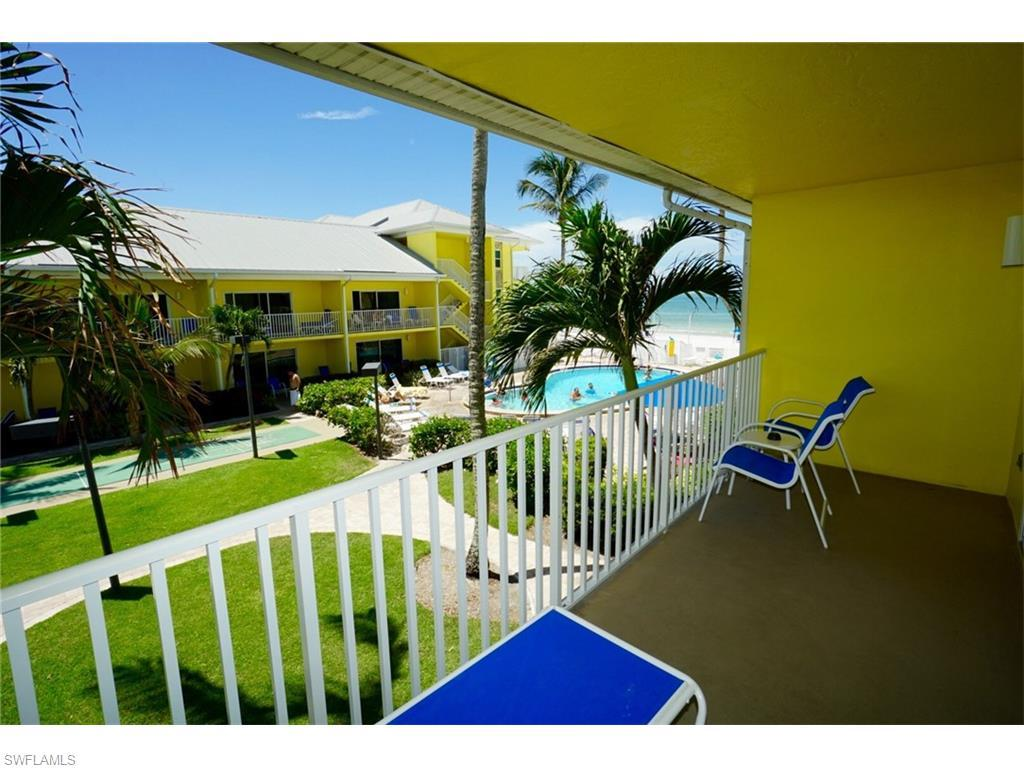 5530 Estero Blvd #242, Fort Myers Beach, FL 33931 (#216042164) :: Homes and Land Brokers, Inc