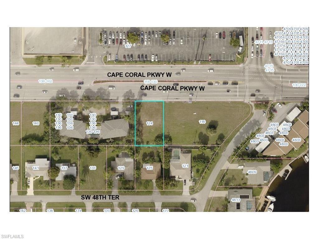 124 Cape Coral Pky W, Cape Coral, FL 33914 (MLS #216042264) :: The New Home Spot, Inc.