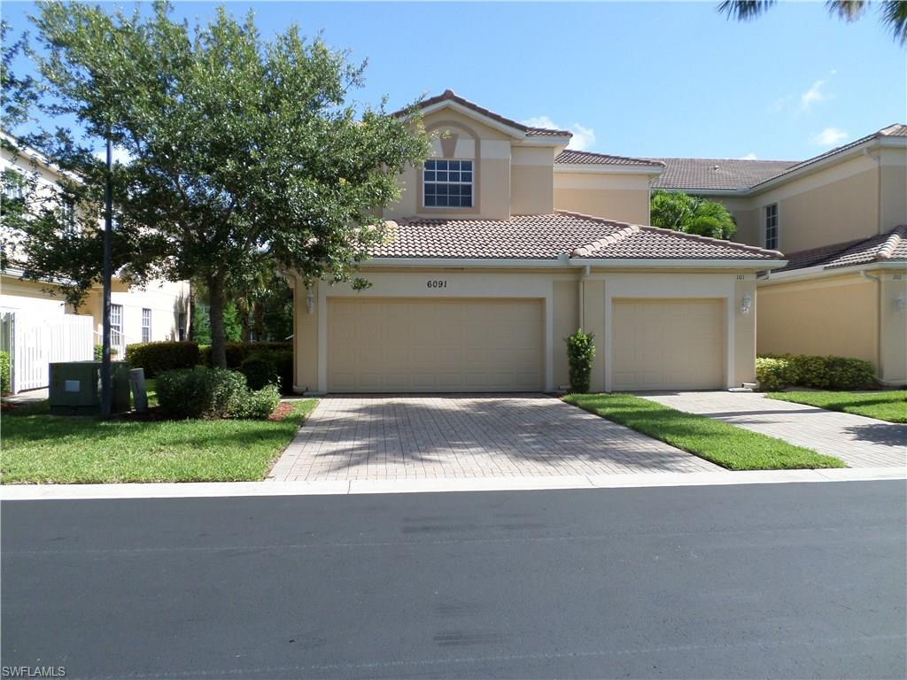 6091 Jonathans Bay Cir #102, Fort Myers, FL 33908 (MLS #216042320) :: The New Home Spot, Inc.
