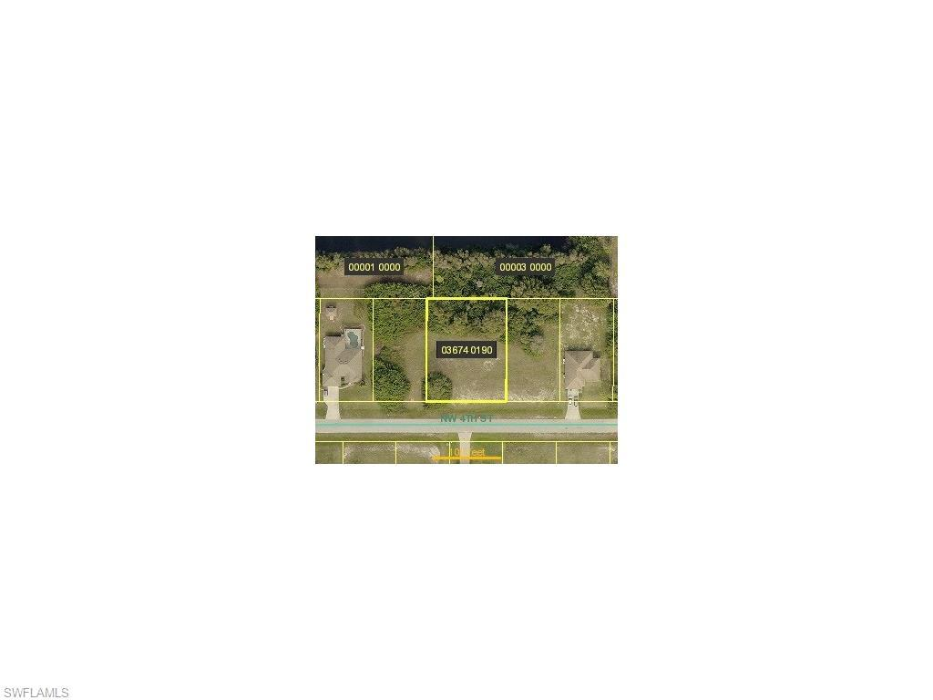 1305 NW 4th St, Cape Coral, FL 33993 (MLS #216042450) :: The New Home Spot, Inc.