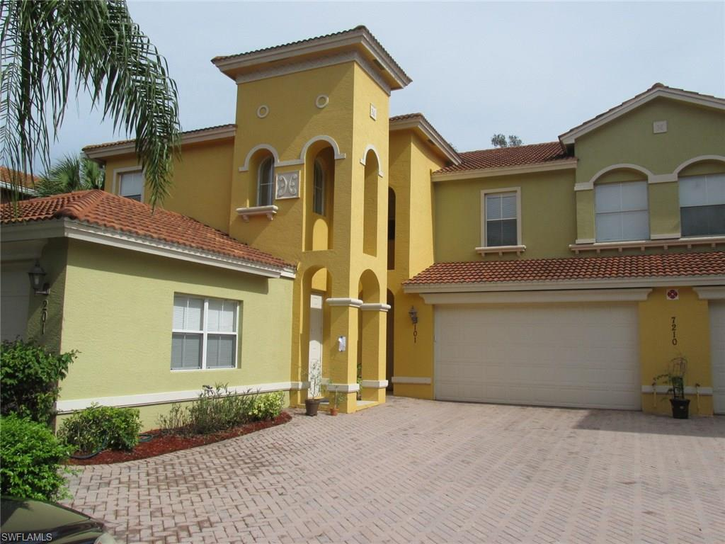 7210 Bergamo Way #201, Fort Myers, FL 33966 (MLS #216042489) :: The New Home Spot, Inc.