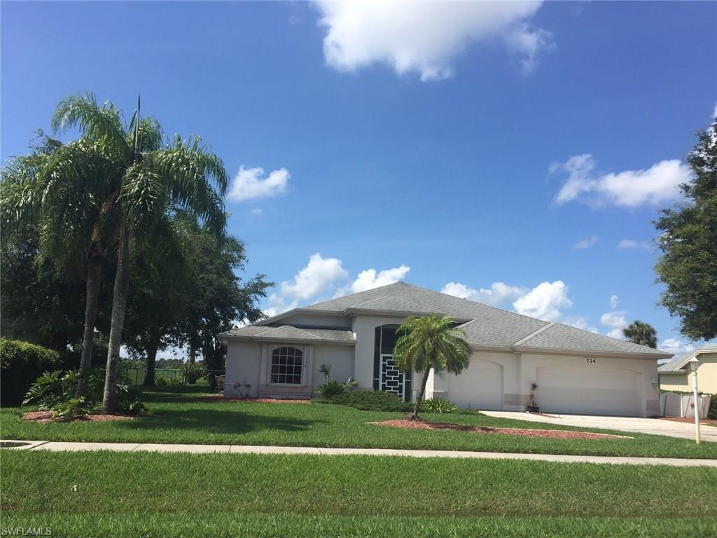 734 Milwaukee Blvd, Lehigh Acres, FL 33974 (#216042504) :: Homes and Land Brokers, Inc