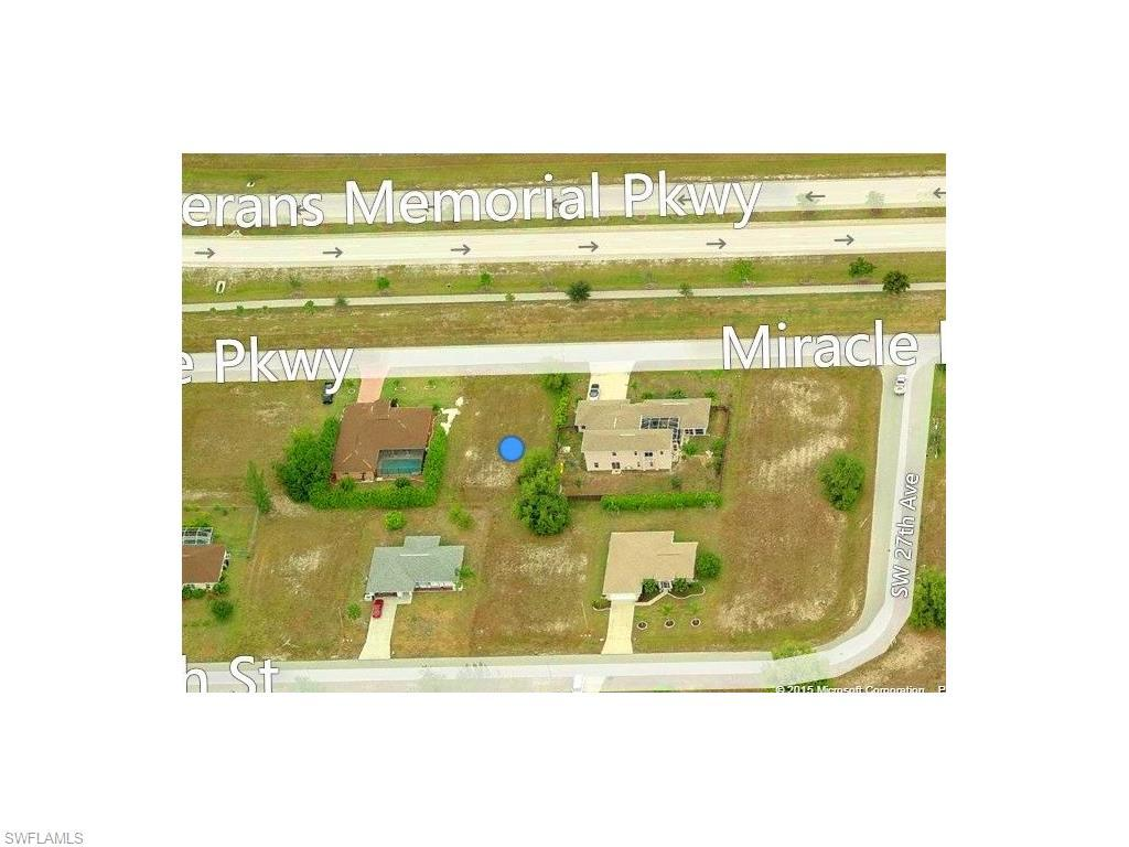 2712 Miracle Pky, Cape Coral, FL 33914 (MLS #216042512) :: The New Home Spot, Inc.