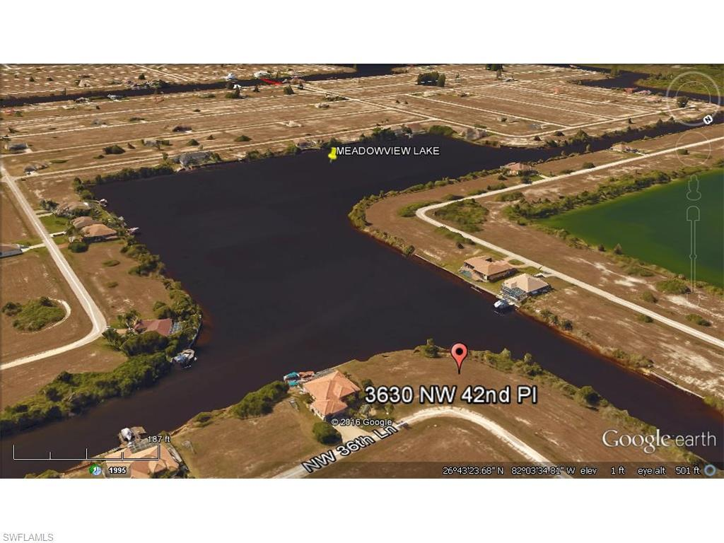 3630 NW 42nd Pl, Cape Coral, FL 33993 (MLS #216042754) :: The New Home Spot, Inc.