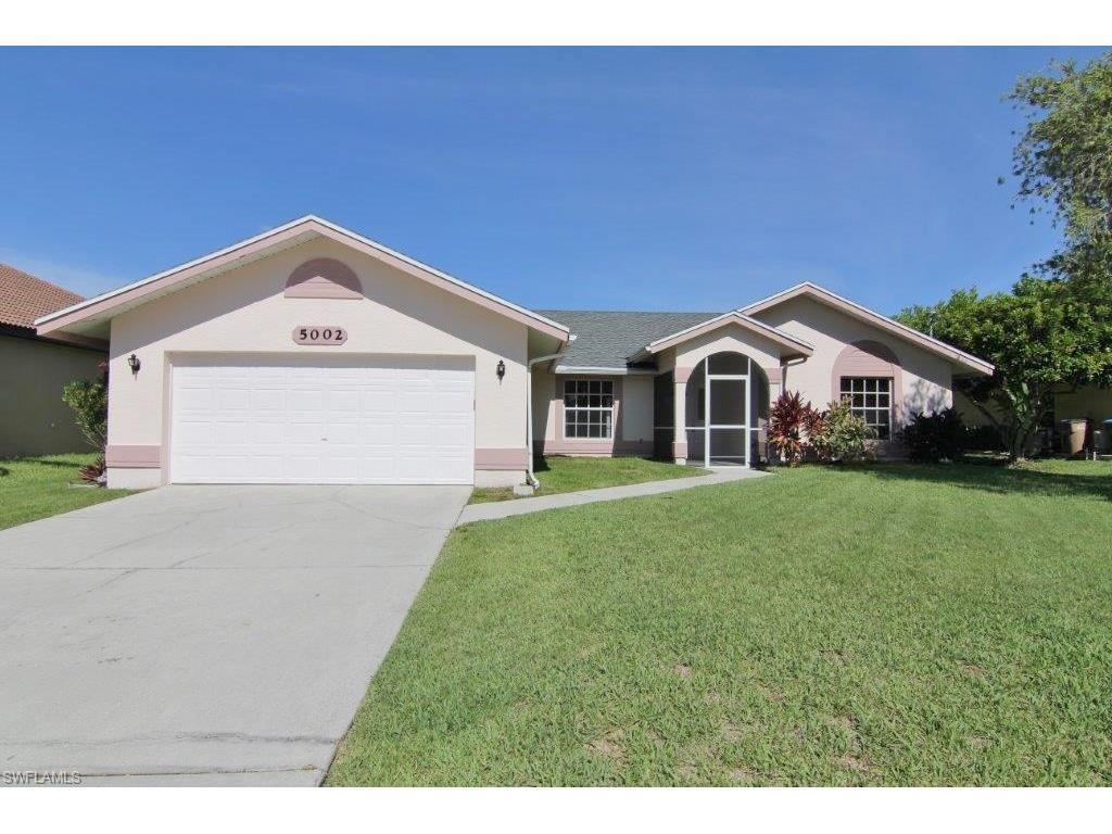 5002 SW 20th Pl, Cape Coral, FL 33914 (#216042894) :: Homes and Land Brokers, Inc