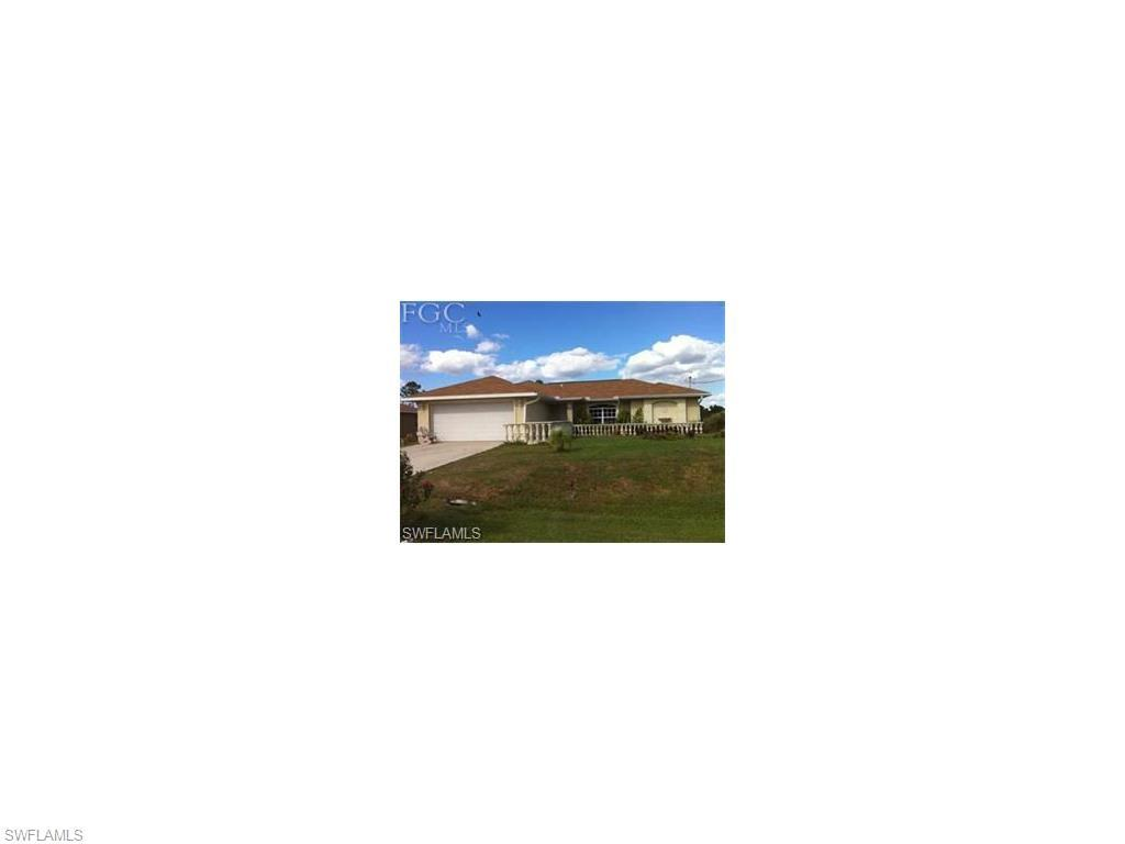 3108 36th St W, Lehigh Acres, FL 33971 (MLS #216043012) :: The New Home Spot, Inc.