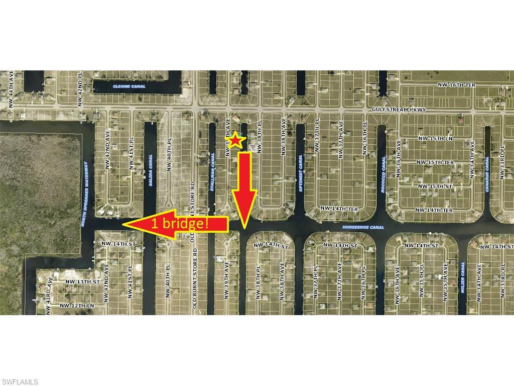 1511 NW 39th Ave, Cape Coral, FL 33993 (#216043183) :: Homes and Land Brokers, Inc