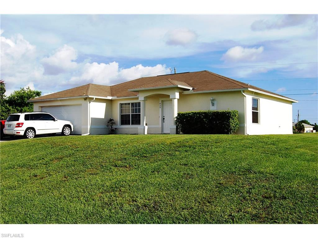 420 Tropicana Pky E, Cape Coral, FL 33909 (MLS #216043233) :: The New Home Spot, Inc.