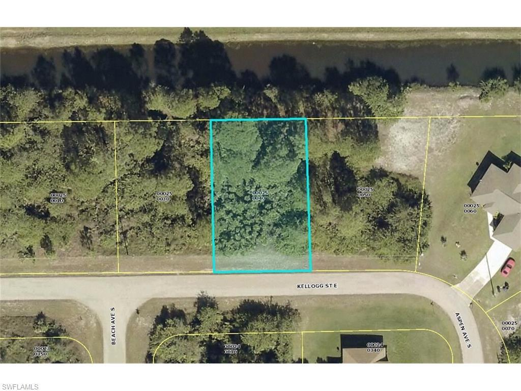 1043 Kellogg, Lehigh Acres, FL 33974 (MLS #216043238) :: The New Home Spot, Inc.