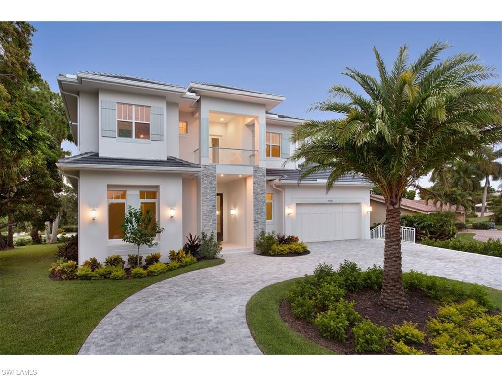 705 Parkview Ln, Naples, FL 34103 (MLS #216043662) :: The New Home Spot, Inc.