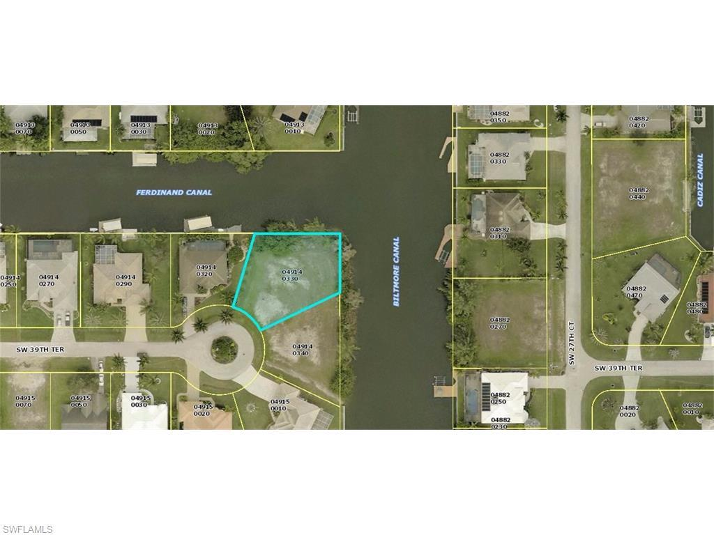 2801 SW 39th Ter, Cape Coral, FL 33914 (MLS #216043857) :: The New Home Spot, Inc.