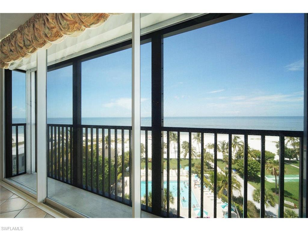 2810 Estero Blvd #813, Fort Myers Beach, FL 33931 (#216043984) :: Homes and Land Brokers, Inc