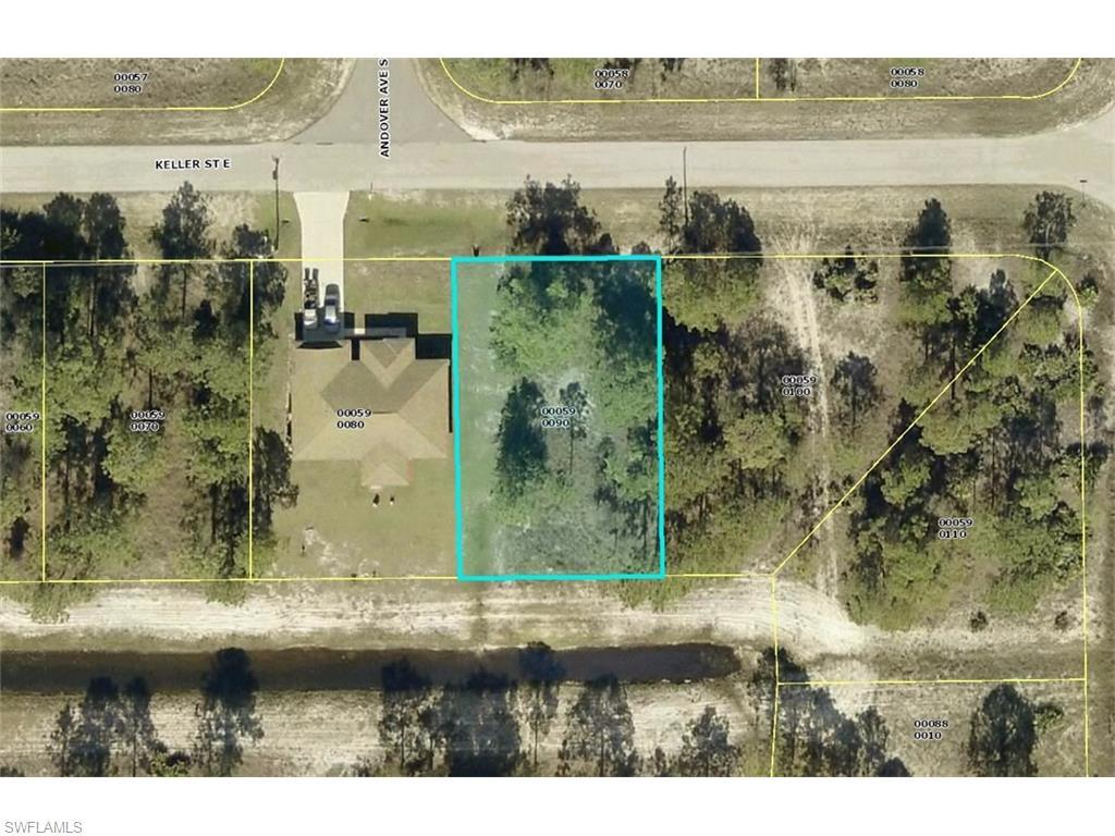 546 Keller St E, Lehigh Acres, FL 33974 (#216044272) :: Homes and Land Brokers, Inc