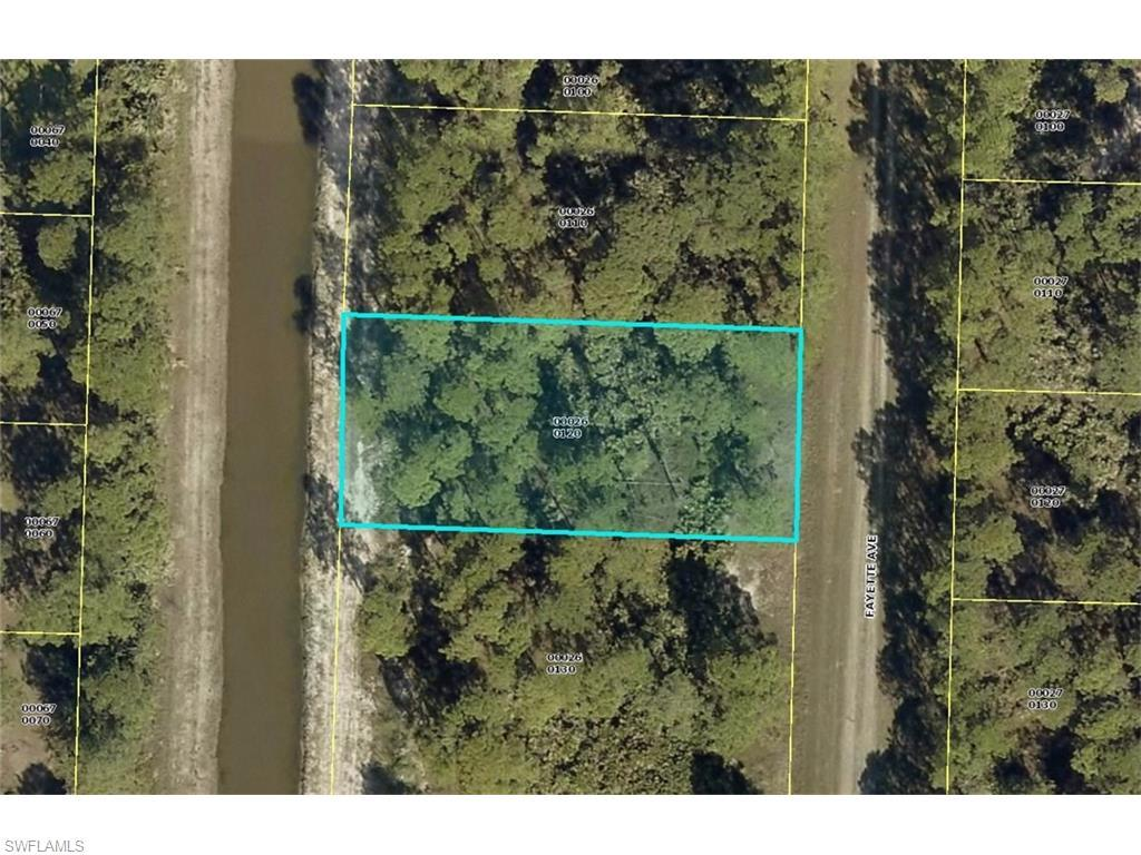 1022 Fayette Ave, Lehigh Acres, FL 33974 (MLS #216044303) :: The New Home Spot, Inc.