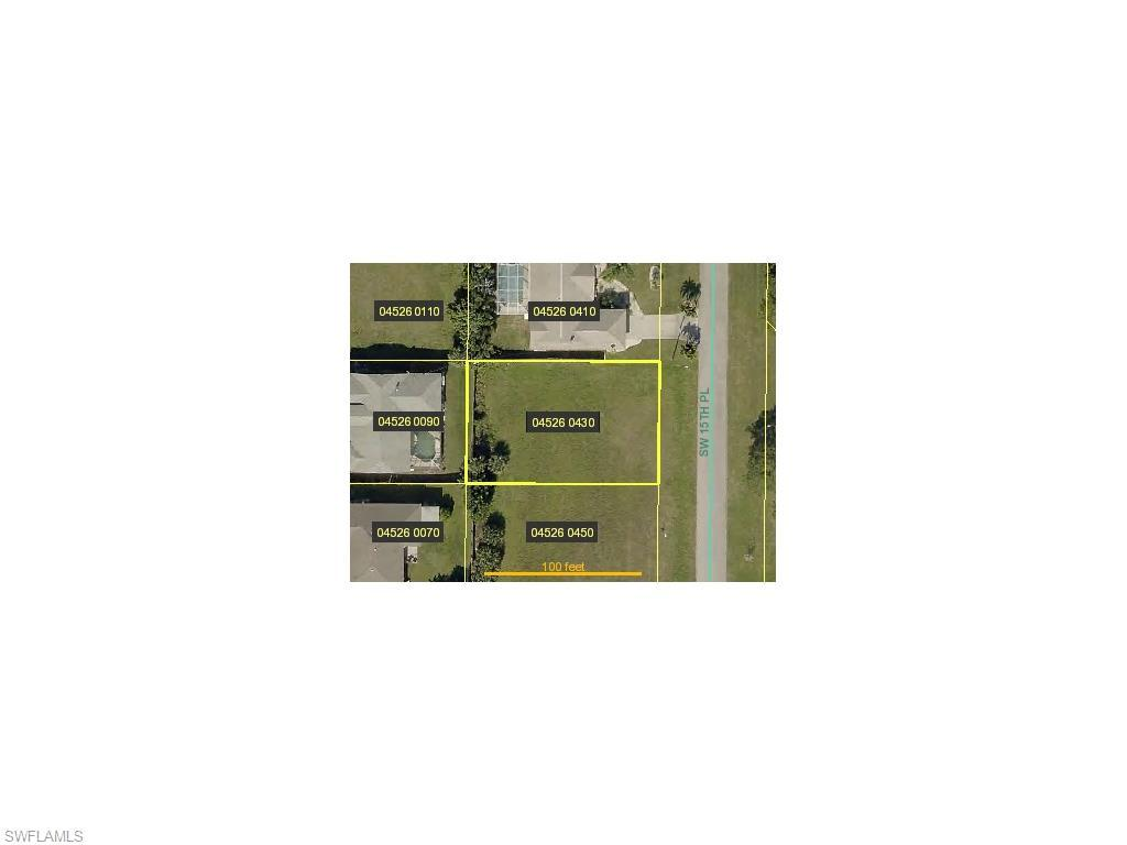 5110 SW 15th Pl, Cape Coral, FL 33914 (#216044428) :: Homes and Land Brokers, Inc