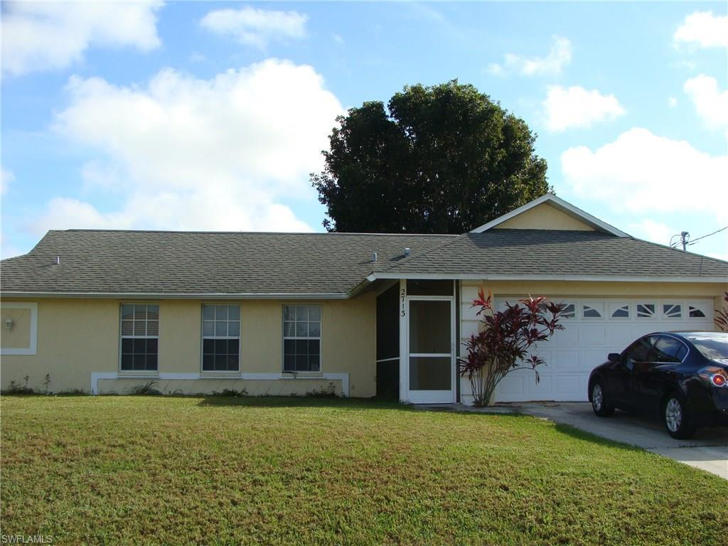 2713 SW 22nd Ave, Cape Coral, FL 33914 (#216044494) :: Homes and Land Brokers, Inc