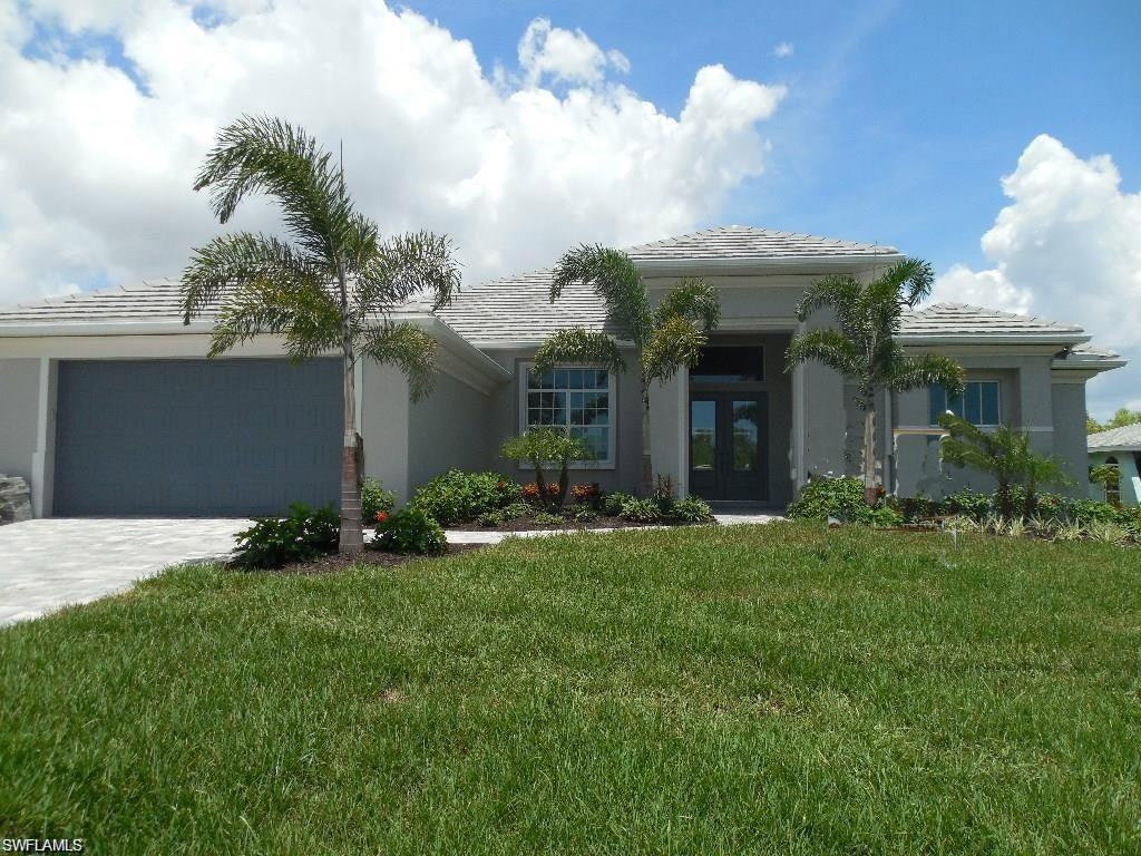 4317 Sands Blvd, Cape Coral, FL 33914 (MLS #216044583) :: The New Home Spot, Inc.