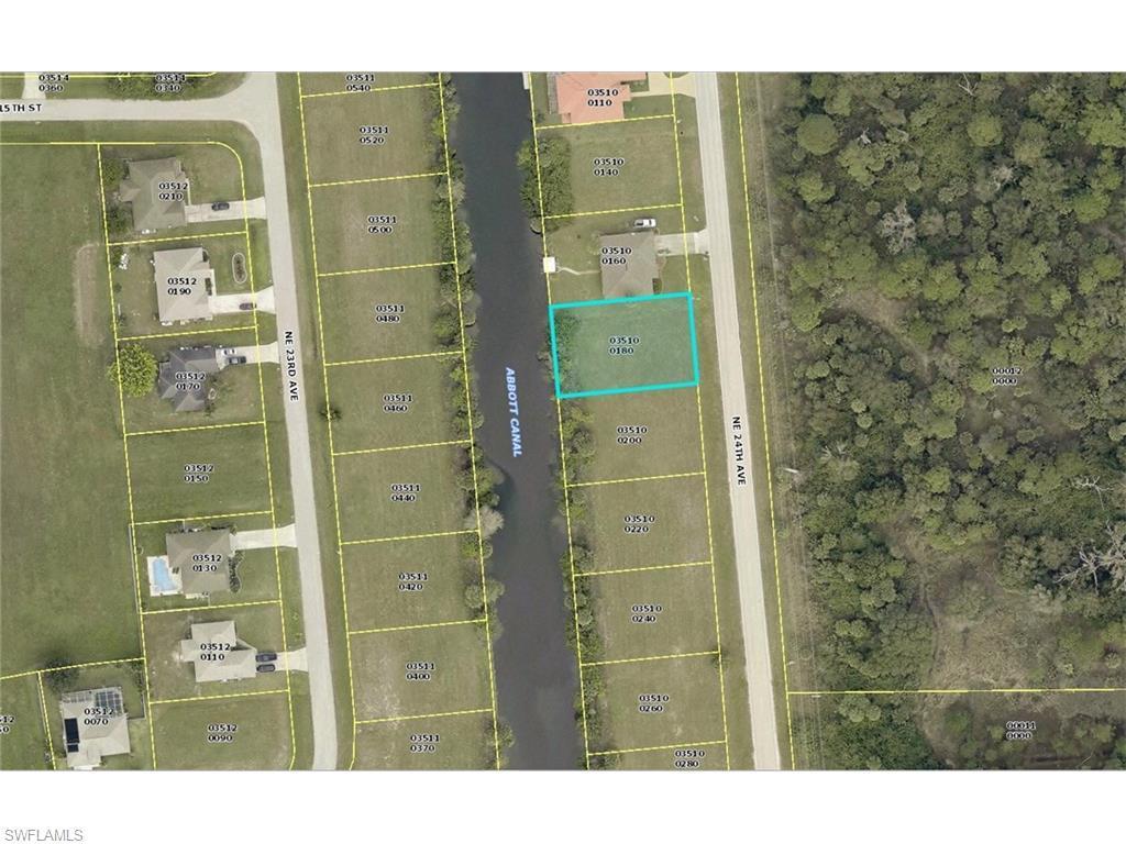 1316 NE 24th Ave, Cape Coral, FL 33909 (MLS #216044680) :: The New Home Spot, Inc.