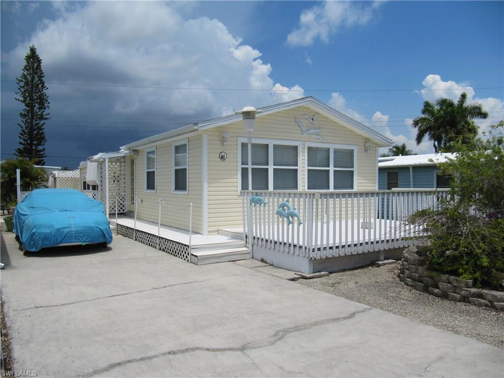 41 Helen Ln, Fort Myers Beach, FL 33931 (#216044945) :: Homes and Land Brokers, Inc