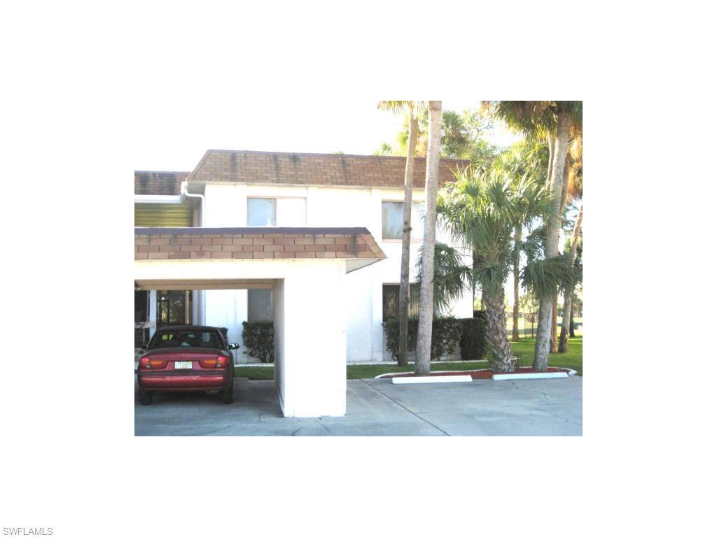 1731 Golf Club Dr #8, North Fort Myers, FL 33903 (MLS #216045196) :: The New Home Spot, Inc.