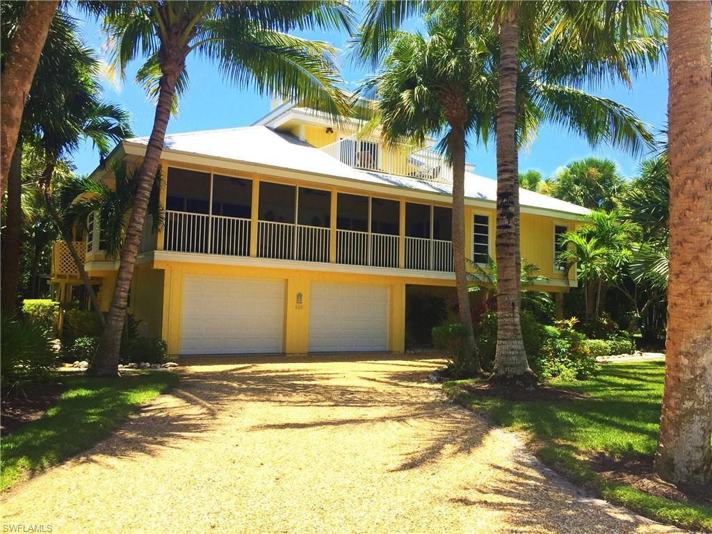 513 Lighthouse Way, Sanibel, FL 33957 (#216045347) :: Homes and Land Brokers, Inc