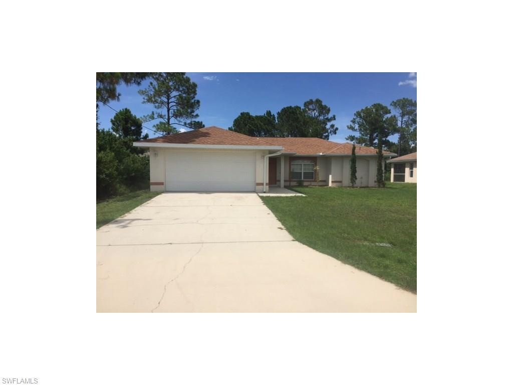 2808 23rd St W, Lehigh Acres, FL 33971 (MLS #216045404) :: The New Home Spot, Inc.