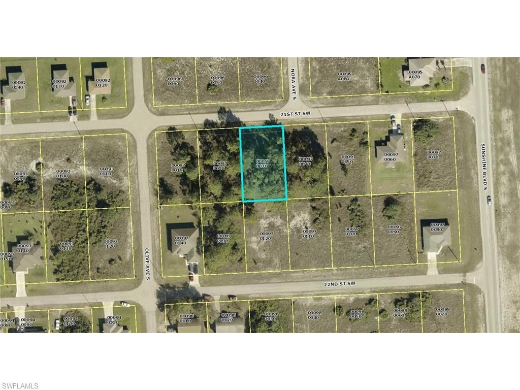 3109 21st St SW, Lehigh Acres, FL 33976 (MLS #216045414) :: The New Home Spot, Inc.