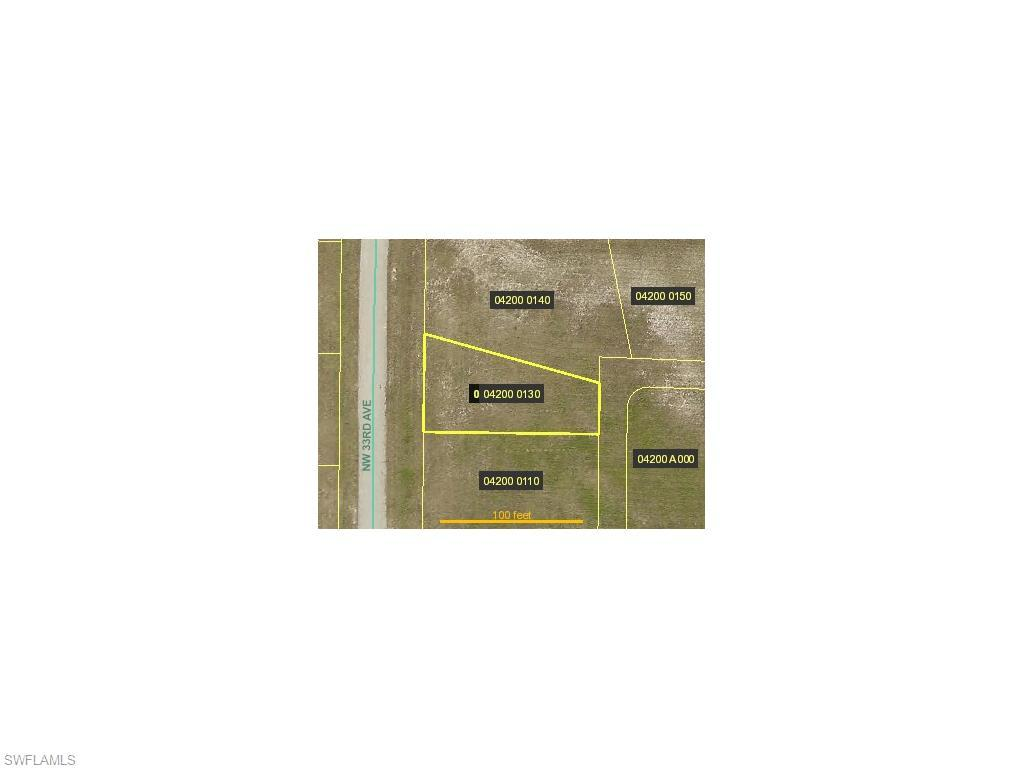 825 NW 33rd Ave, Cape Coral, FL 33993 (#216045556) :: Homes and Land Brokers, Inc