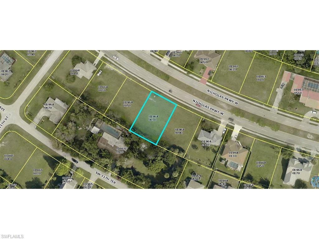 222 Nicholas Pky W, Cape Coral, FL 33991 (#216045698) :: Homes and Land Brokers, Inc