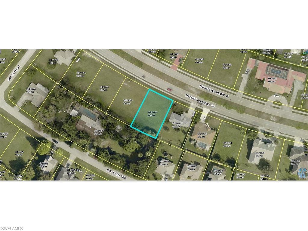 218 Nicholas Pky W, Cape Coral, FL 33991 (#216045709) :: Homes and Land Brokers, Inc