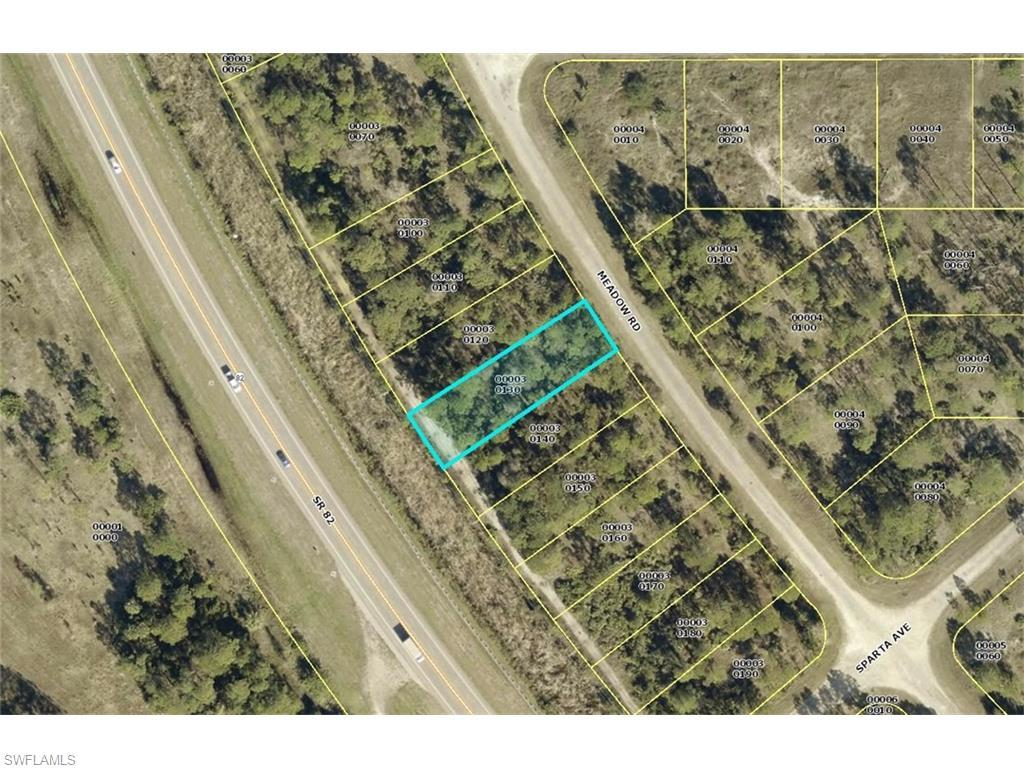 2424 Meadow Rd, Lehigh Acres, FL 33974 (MLS #216045765) :: The New Home Spot, Inc.