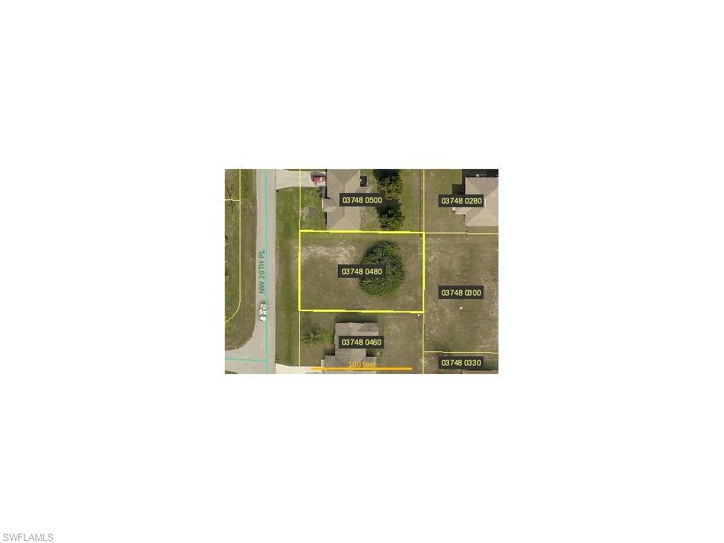 417 NW 20th Pl, Cape Coral, FL 33993 (#216045945) :: Homes and Land Brokers, Inc