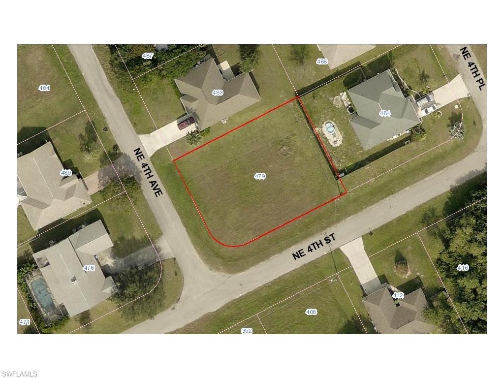 479 NE 4th Ave, Cape Coral, FL 33909 (MLS #216046066) :: The New Home Spot, Inc.