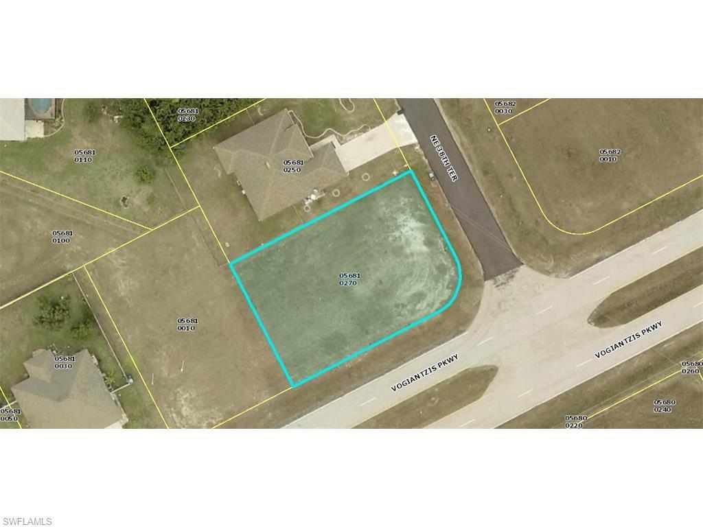 844 NE 38th Ter, Cape Coral, FL 33909 (MLS #216046121) :: The New Home Spot, Inc.