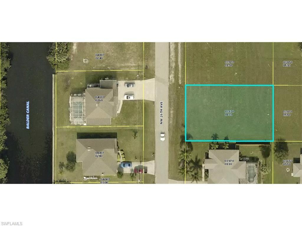 215 NW 26th Ave, Cape Coral, FL 33993 (MLS #216046124) :: The New Home Spot, Inc.