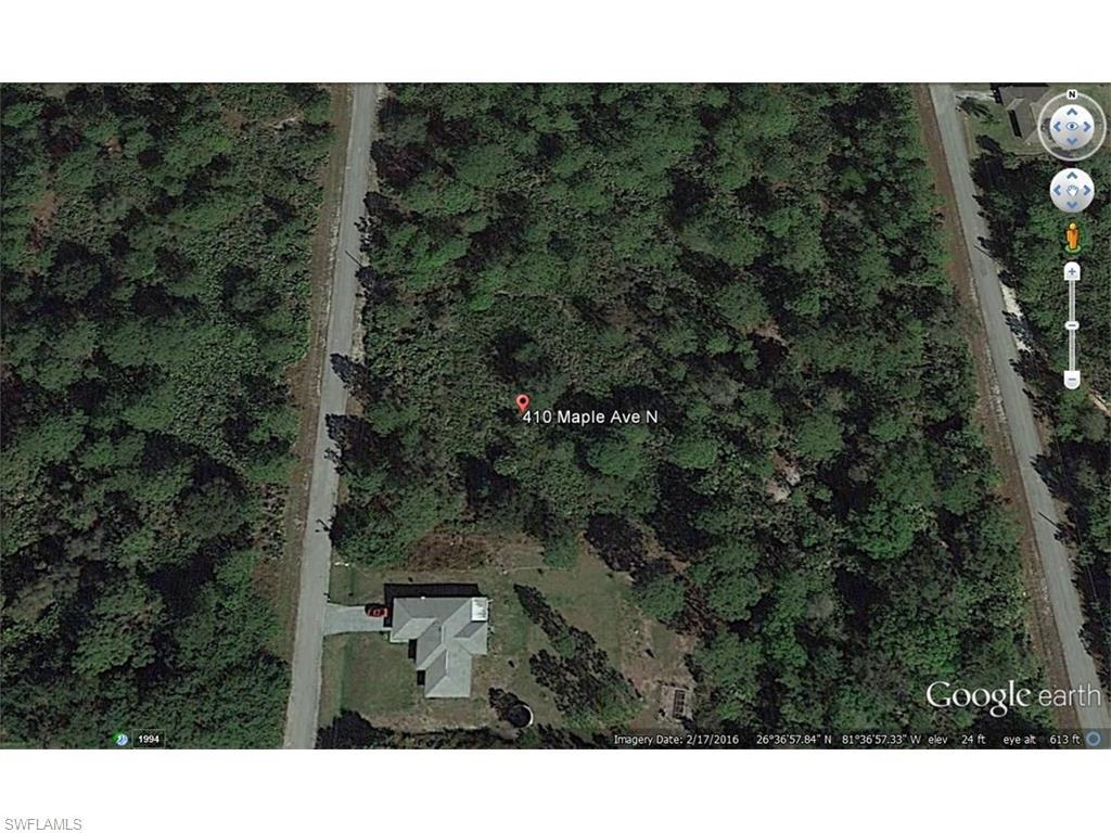 410 Maple Ave N, Lehigh Acres, FL 33972 (#216046230) :: Homes and Land Brokers, Inc