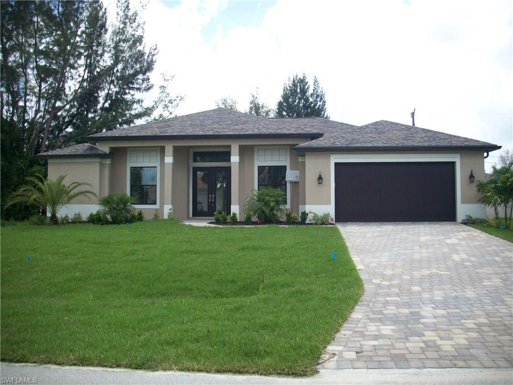 3315 SW 27th Pl, Cape Coral, FL 33914 (MLS #216046314) :: The New Home Spot, Inc.