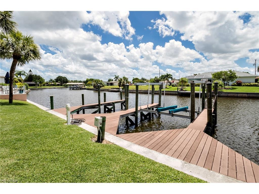 4519 SE 6th Pl #101, Cape Coral, FL 33904 (MLS #216046842) :: The New Home Spot, Inc.