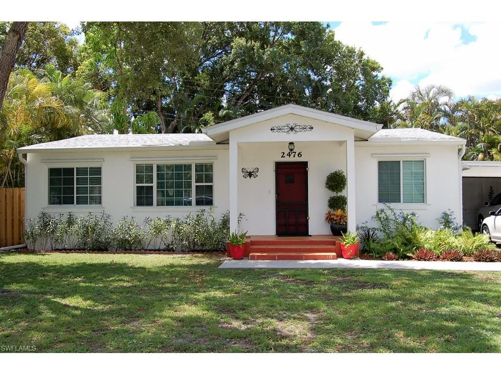 2476 Euclid Ave, Fort Myers, FL 33901 (MLS #216047154) :: The New Home Spot, Inc.