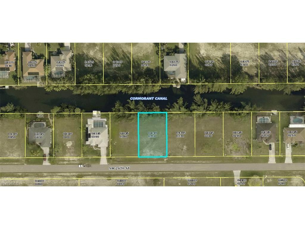 1221 SW 24th St, Cape Coral, FL 33991 (#216047155) :: Homes and Land Brokers, Inc
