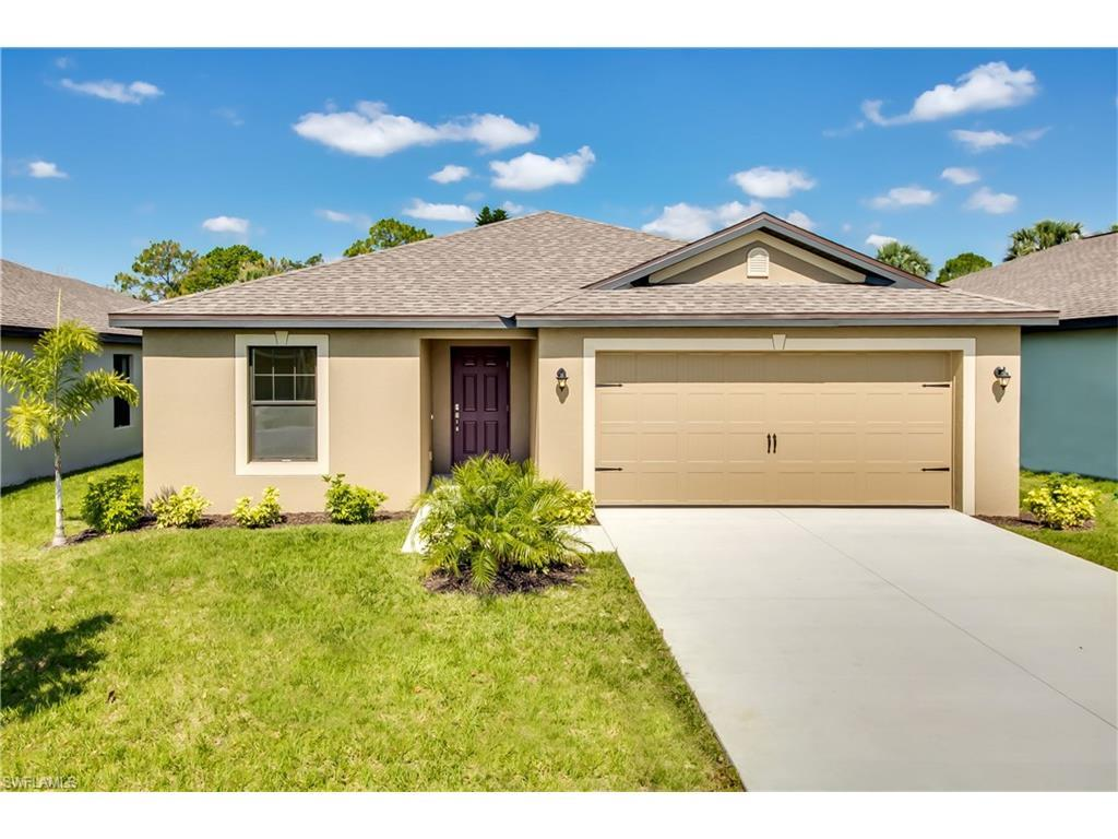 265 Shadow Lakes Dr, Lehigh Acres, FL 33974 (MLS #216047229) :: The New Home Spot, Inc.