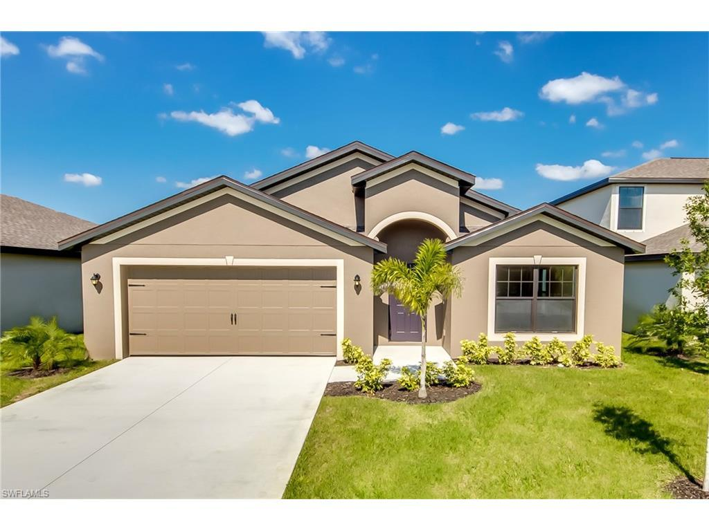 266 Shadow Lakes Dr, Lehigh Acres, FL 33974 (#216047236) :: Homes and Land Brokers, Inc