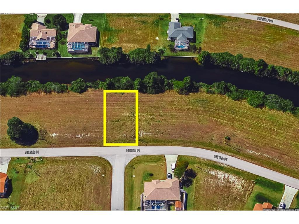 514 NE 5th Pl, Cape Coral, FL 33909 (#216047292) :: Homes and Land Brokers, Inc