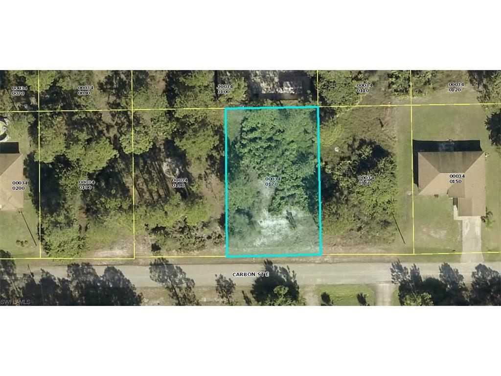 743 Carbon St E, Lehigh Acres, FL 33974 (MLS #216047393) :: The New Home Spot, Inc.