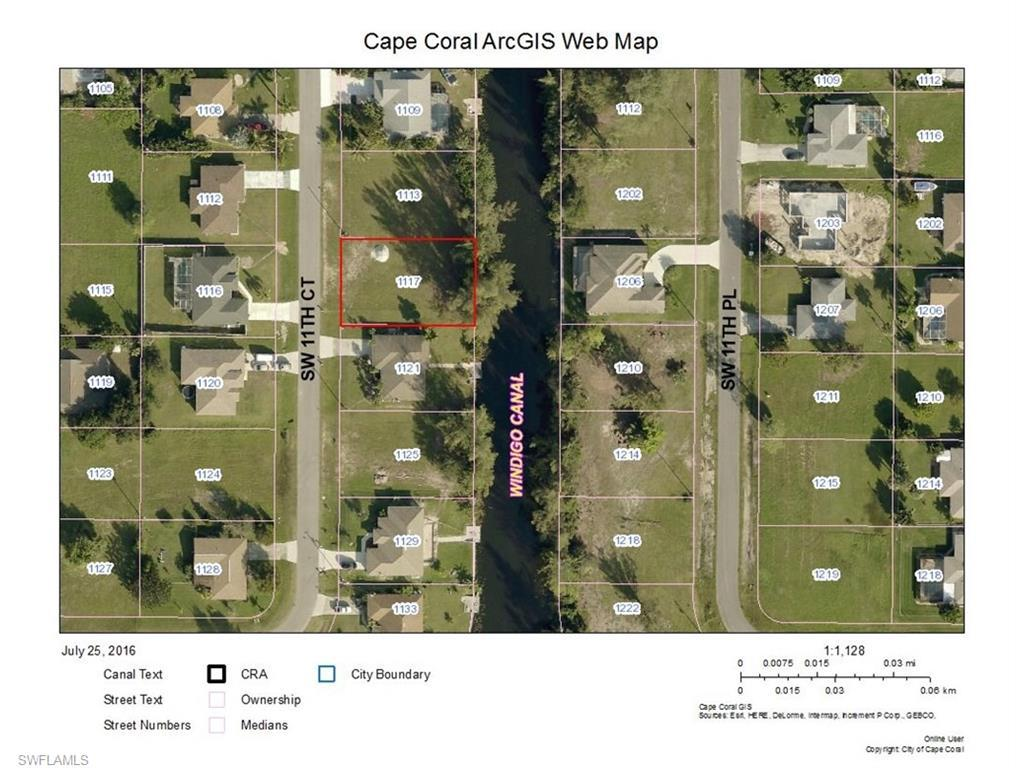 1117 SW 11th Ct, Cape Coral, FL 33991 (#216047511) :: Homes and Land Brokers, Inc