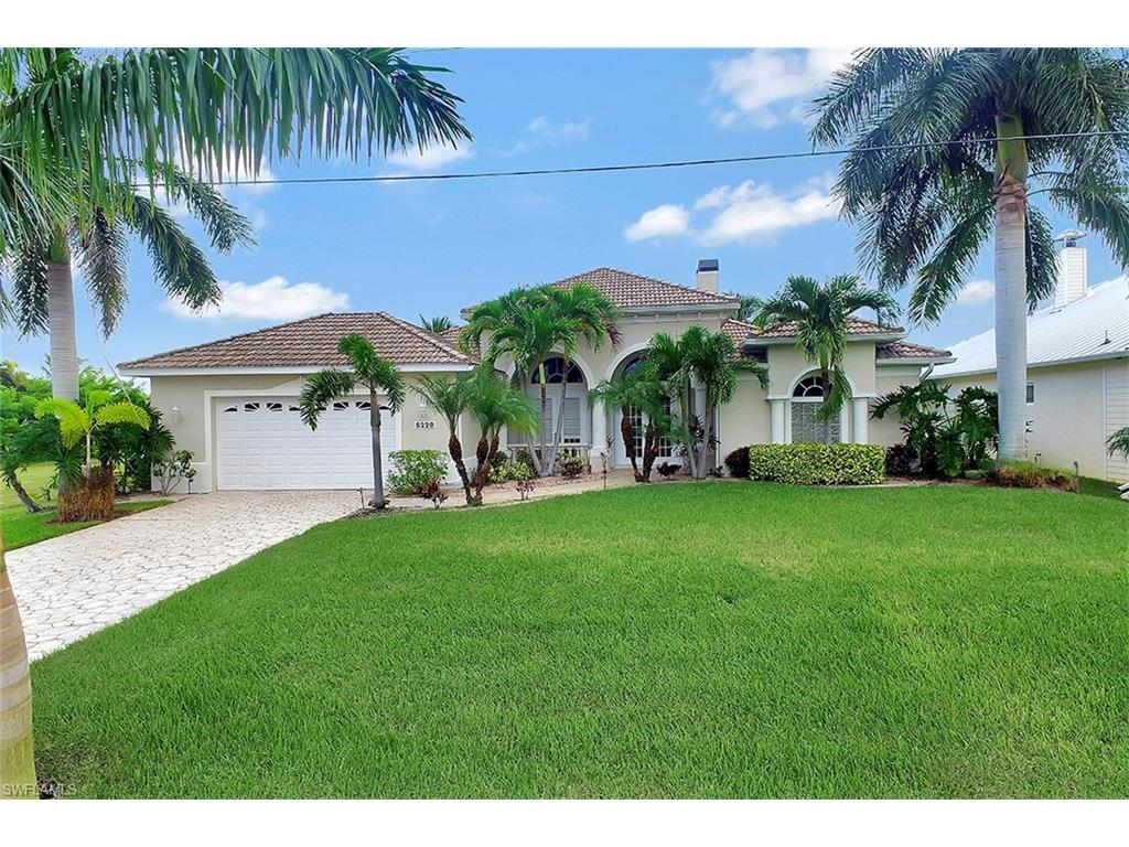 5228 SW 24th Pl, Cape Coral, FL 33914 (#216047545) :: Homes and Land Brokers, Inc