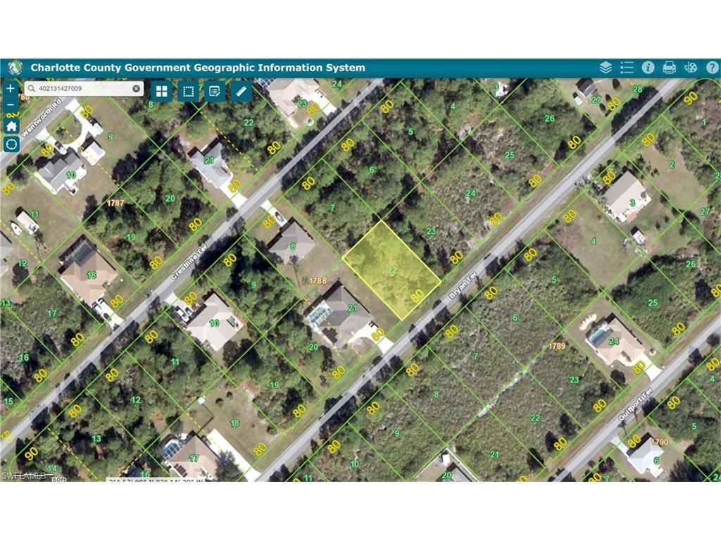 5303 Bryan Ter, Port Charlotte, FL 33981 (#216047589) :: Homes and Land Brokers, Inc